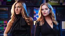Reese Witherspoon y Jennifer Aniston cuentan lo difícil y divertido que fue filmar en pandemia 'The Morning Show'