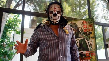 Muere el luchador Taboo, hermano de La Parka