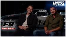 Conoce a Dominic Toretto de joven y a su papá Frank en F9