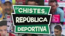 Las figuras de la Liga MX se encargan del humor de República Deportiva