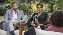 """""""Ya no quería estar viva"""": Meghan Markle dice que tuvo pensamientos suicidas cuando era parte de la familia real"""