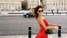 ¡Relajada y feliz! Karla disfruta de su segunda luna de miel en Europa