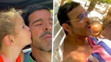 Pablo Montero canta con emoción al estar junto a sus hijas tras pleito con su ex