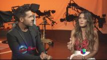 Kany García le da recomendaciones a los participantes de La Banda