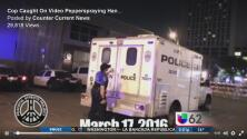 Policía de Austin investiga incidente de abuso policial captado en video