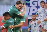 ¿Qué equipo ganaría entre el México de Copa de Oro vs. el Tri de JJOO?