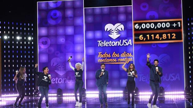 TeletonUSA 2020 concluye con éxito: 6,114,812 millones llegarán al CRIT TeletonUSA para continuar cambiando vidas