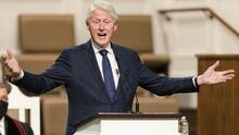 El expresidente Bill Clinton es hospitalizado por una infección no relacionada con covid-19