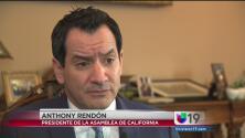 Anthony Rendón se reelige como presidente de la Asamblea