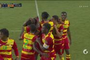 ¡Festejo a rabiar! Primer gol de Granada en la Copa Oro y acorta a 3-1