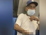 Mujer le toma foto a un hombre que se tocaba delante de ella en un bus de Brooklyn