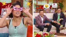 #DAEnUnMinuto: Mela ya quiere su propio show y los calcetines de Rodolfo son caros como un aguacate