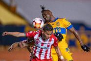 FINAL   ¡Tigres y Necaxa negocian el empate!