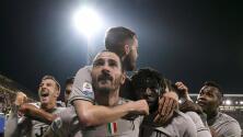 Bonucci, Kean y un tema de racismo en la Juventus