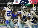 Dallas cierra la Semana 3 como líder de su División