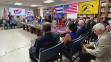 Organizaciones del exilio cubano en Miami hacen pública la convocatoria a un paro nacional en la isla