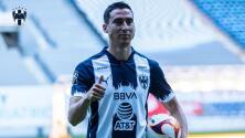 Adrián Mora llega a Rayados para dar el salto a Europa