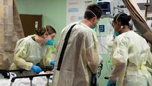 La preocupación es latente en Los Ángeles debido al incremento de hospitalizaciones por coronavirus