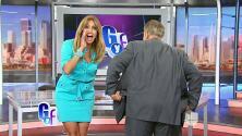 Lili y Raúl bailaron 'La Colita' pero, ¿la de quién es más bonita?