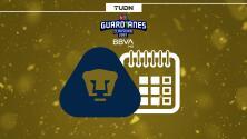 Pumas y un calendario del Guard1anes 2021 que es accesible