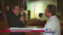 Reacciones ante la posibilidad de ordenar sacerdotes casados en la iglesia católica
