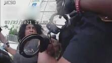 ¿En qué va el caso de Isis Calderón, la joven dreamer arrestada violentamente por policías del condado Harris?