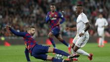Bombazo de Piqué: 'Vinicius iba jugar con el Barça'