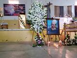 Jeanette Zacarías recibe emotivo adiós de familiares y amigos en México