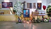 Dan emotivo último adiós a Jeanette Zacarías, boxeadora fallecida
