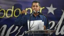"""""""Hay que hacer nuevas elecciones en Venezuela"""": Henri Falcón, líder opositor venezolano"""