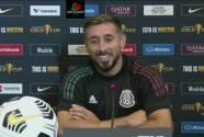 "Héctor Herrera aclara ""chiste interno"" que hizo sobre Funes Mori"