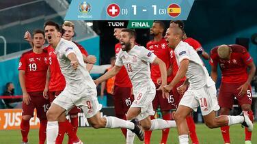 ¡Olé! España clasifica a las Semifinales de la Euro 2020