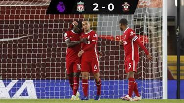 Europa no está perdida: Liverpool gana en casa y sigue en la pelea