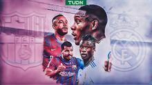 ¿Brillarán en primer Clásico? Debutantes en el Barça-Madrid