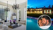 En fotos: la lujosa mansión a la que JLo y Ben Affleck echaron ojo en Beverly Hills (tiene hasta salón de belleza)