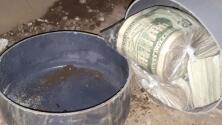 Encuentran botín de drogas y 161,000 dólares en la casa de un líder de la Mara Salvatrucha