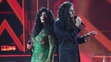 Melina León y Gabriel Coronel conquistan con su dueto como La India y Marc Anthony