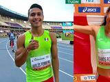 La mexicana Sofía Ramos, oro en el Mundial sub-20 de 10,000 metros marcha