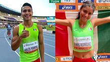 Mexicanos ganan oro y plata en el Mundial sub-20;