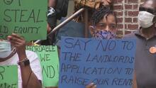 Inquilinos en El Bronx protestan para evitar la desregularización de viviendas con renta estabilizada
