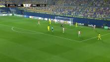 ¡GOL!  anota para FC Red Bull Salzburg. Mergim Berisha