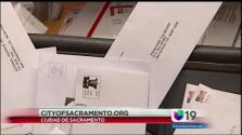 Cheques sin reclamar en la cuidad de Sacramento