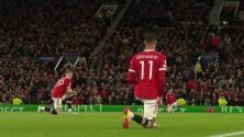 Resumen del partido Manchester United vs Atalanta