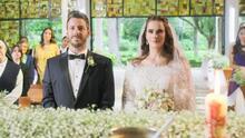 El día de su boda llegó: Valentina y Claudio finalmente se casaron