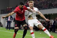 Polonia gana y se afianza como segundo lugar de su grupo