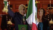 ¡Viva México!: así se festejó el tradicional Grito de Independencia de México en su 211 aniversario