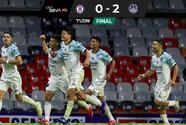 Mazatlán FC derrota a un mermado Cruz Azul, que tuvo 8 ausencias