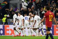 Silbatazo final... ¡Francia campeón de la Nations League!