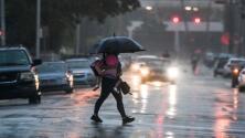 Miami se alista para iniciar este lunes con algunas lluvias provocadas por el paso de un frente frío