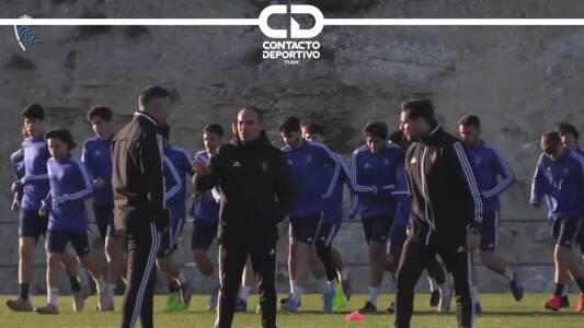 ¡Un equipo más de Segunda en España! Real Zaragoza confirma un positivo de Covid-19